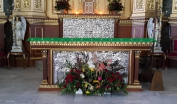 1993 Parish of The Lord of Divine Mercy, Altar Table