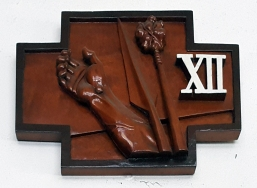 Stations of the Cross XII – Jesus dies on the Cross