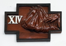 Stations of the Cross XIV – Jesus is placed in the Tomb