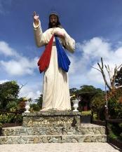 1991 Sanctuary of Divine Mercy in Marilog, Davao City, by AJ Santos