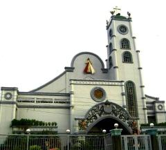 1992 The National Shrine and Parish of the Divine Mercy Philippines, Marilao, Bulacan