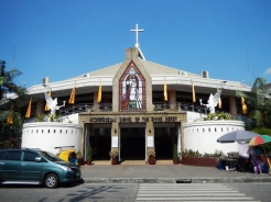 1995 Archdiocesan Shrine of the Divine Mercy, Mandaluyong