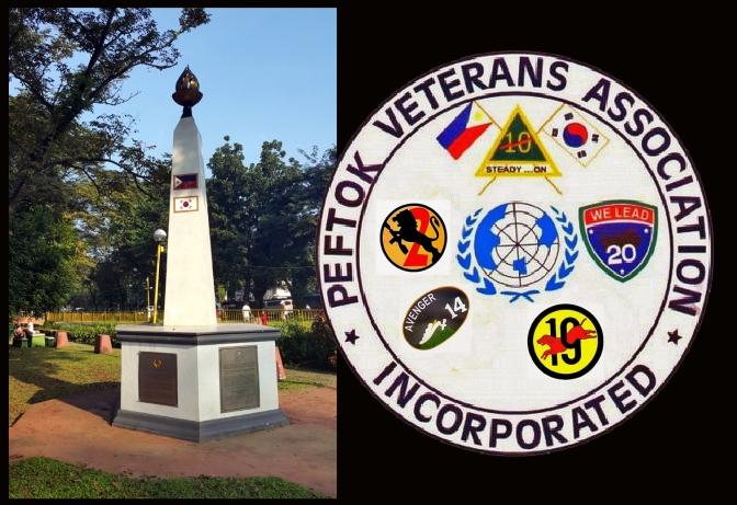09 2005 PEFTOK Memorial (Phil. Expeditionary Force to Korea), Marikina Heights & PVAI PEFTOK Veterans Association