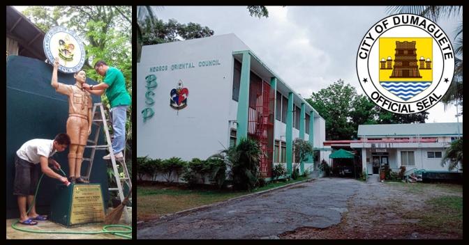 10 2001 José Fermín Gonzales Magbanua, Boy Scout Headquarters, Dumaguete City