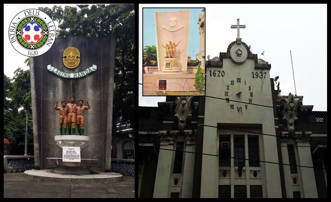 10 Dambana ng Laging Handa, 11th World Jamboree Memorial, Colegio de San Juan de Letran