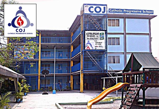 11 1997 Cradle of Joy Catholic Progressive School