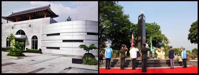 11 2012 PEFTOK Korean War Memorial Hall, Taguig