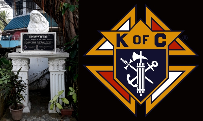 12 1997 Knights of Columbus, Monument to the Sanctity of Life 2