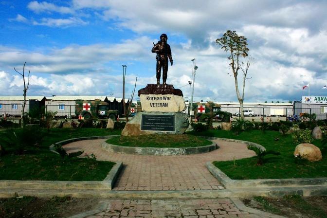 12 2014 Korean Veteran Memorial Park, Palo, Leyte