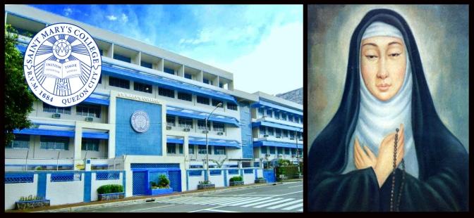 13 1950 Saint Mary's College of Quezon City & Mother Ignacia