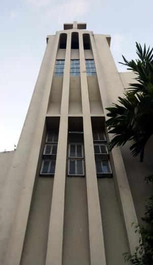 1980 Holy Family Parish, Bell Tower