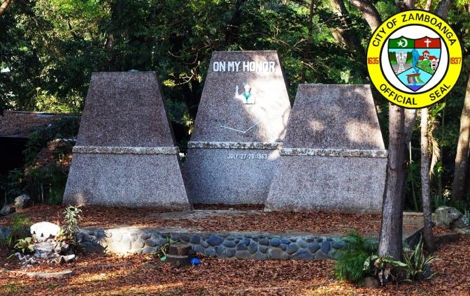 17 Scout Antonio Mariano Limbaga Memorial, Pasonanca Park, Zamboanga City