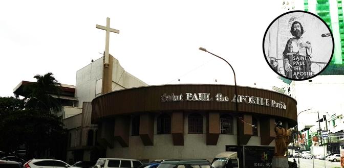 18 1979 Saint Paul The Apostle Parish Church