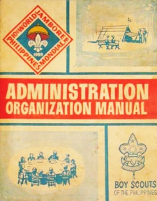 1959 10th World Jamboree Adminstration Manual