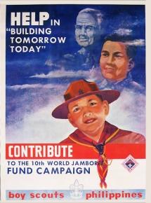 1959 10th World Jamboree Fund Campaign