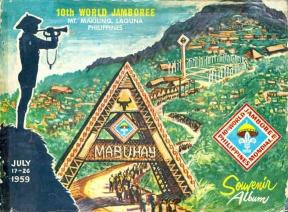 1959 10th World Scouting Jamboree Souvenir Album