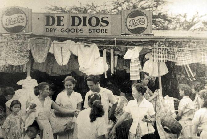 1960s Kamuning Public Market, Quezon City