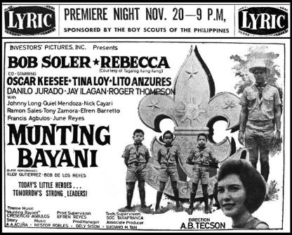 1963 Munting Bayani