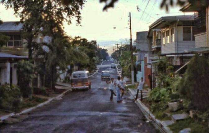 1970s Barangay Kamuning, Quezon City