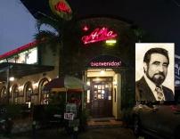 1954 Alba Restaurante Español, Anastacio B. de Alba (1927-2016)