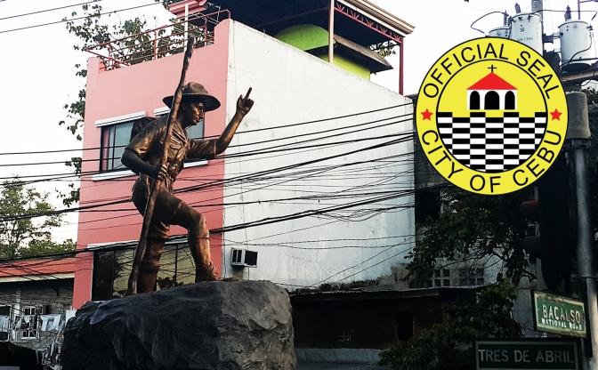 24 1930s Dante Guidetti - Boy Scout's Monument, Mabaling, Cebu City