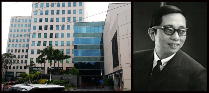 29 2000 Eugenio Lopez Junior Communications Center & Eugenio Moreno López Jr. (1928-1999)