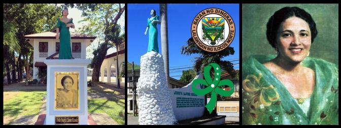 31 1998 Monument and Museum to Josefa Madamba Llanes Escoda (1898-1945)