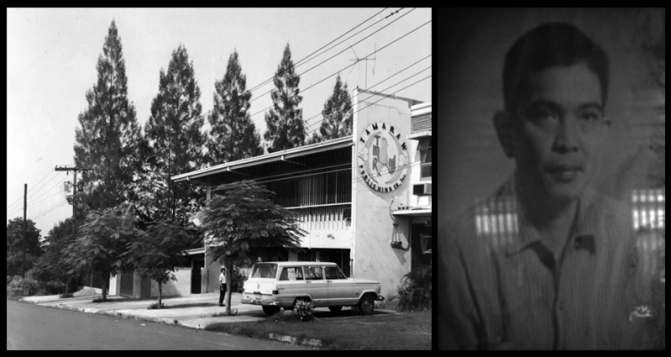 33 1960s home of Writer and Director of the Bureau of Printing Serafin Lanot (1913-1993), Cebu Street, & Tamaraw Publishing