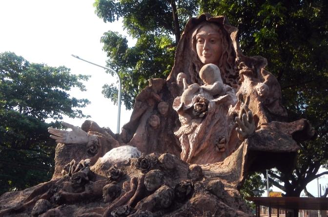 45F 2016 Dr. Antonio S. Raymundo - Shrine of the Unborn Child, Sikatuna Villa, QC