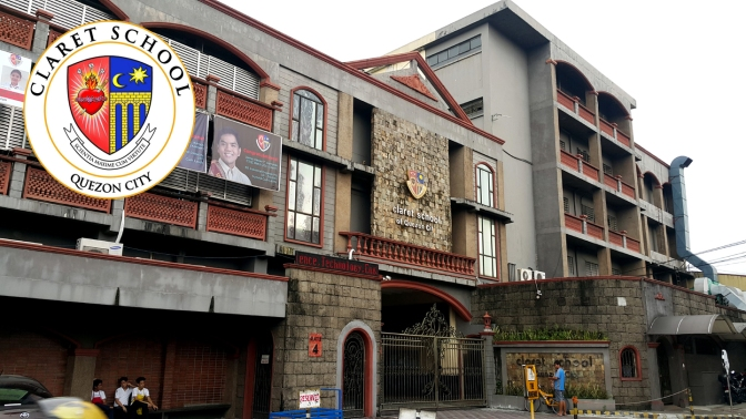 51C 1967 Claret School of Quezon City