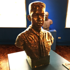 Boy Scout by National Artist Guillermo Tolentino, National Museum of the Philippines, Manila