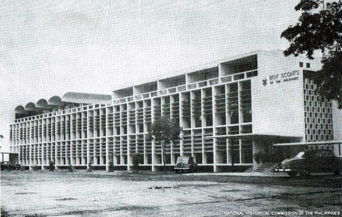Boy Scouts of The Philippines Headquarters, Manila