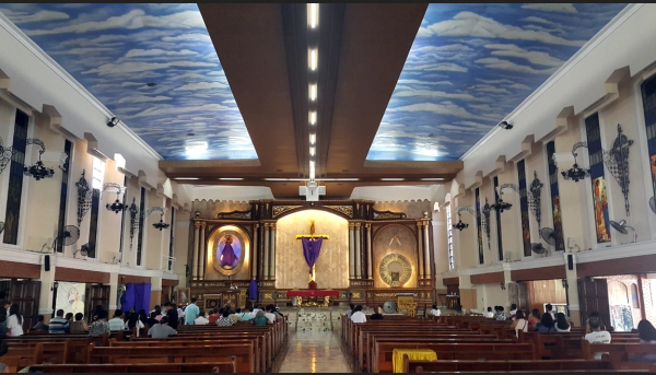 03 1976 Our Lady of the Miraculous Medal Parish, Barangay Marilag