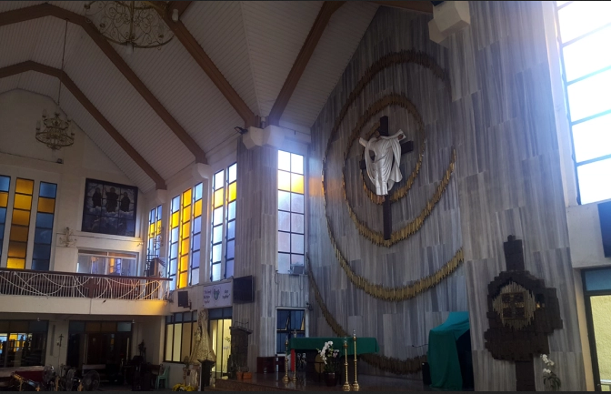 04 1991 Transfiguration of Our Lord Parish, Altar