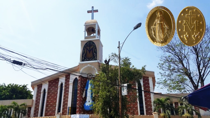 08 1976 Our Lady of the Miraculous Medal, Project 4, QC