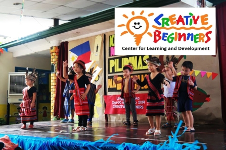 1995 Creative Beginners, Center for Learning and Development