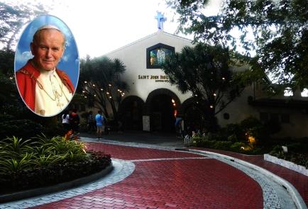 2012 Saint John Paul II Parish