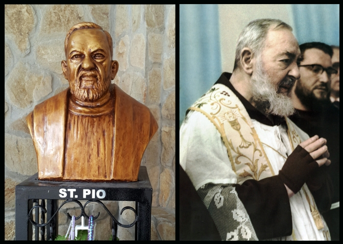 02 Saint Pio of Pietrelcina (Francesco Forgione, 1887-1968)