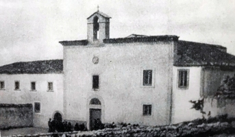 1540 Church of Our Lady of Grace, San Giovanni Rotondo, Italy