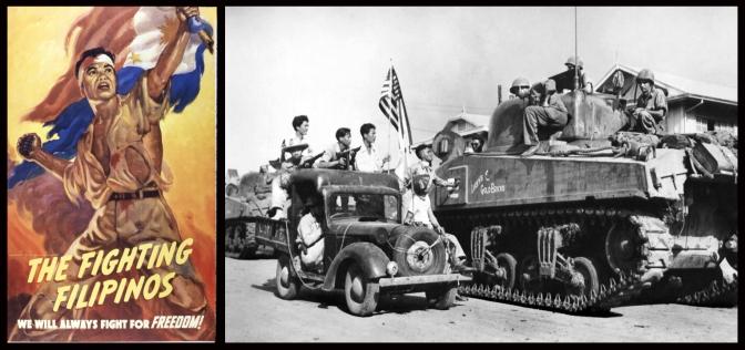 07 1943 The Fighting Filipinos & 1945 Filipino Blue Eagle Guerrillas