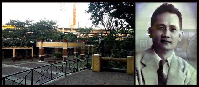 07 1947-1949 Bernardo Park by Arch. Luciano Aquino & Mayor Ponciano A. Bernardo (1905-1949)