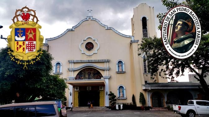 08 1590 Santuario de San Pedro Bautista, San Francisco del Monte, Quezon City