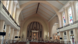 1964 Minor Basilica of the National Shrine of Our Lady of Mount Carmel, New Manila