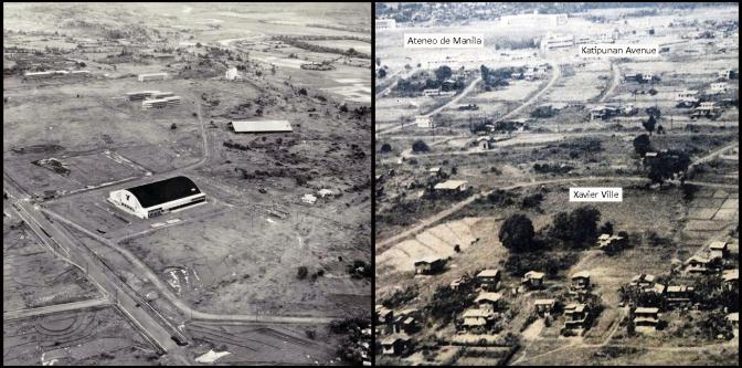 12 1949 Ateneo de Manila and 1958 Diliman