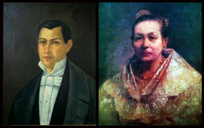 13 Don José María Fabié Tuason (died 1856) & Doña Teresa de la Paz Tuazon-Legarda-delos Santos (1841-1890)