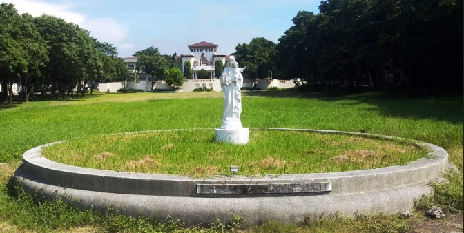 14 1946 WW2 Memorial to Philippine Tuberculosis Society Employees