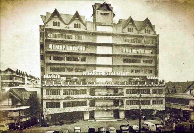 15 1978 Ortañez University, Aurora Boulevard, Quezon City