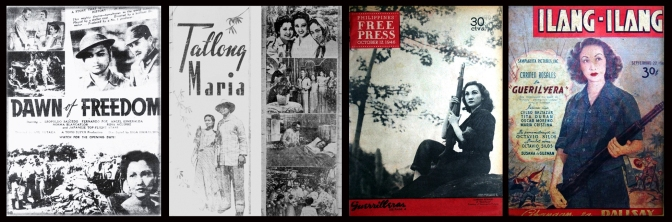 16 Japanese Propaganda Films & Carmen Rosales