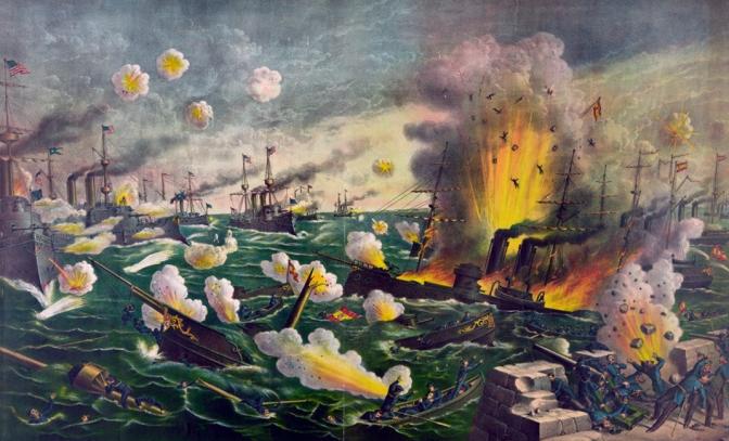 17 1898 Battle of Manila Bay