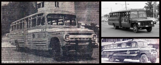 18 Hailili Buslines, JD Transit, and Philippine Rabbit Buslines